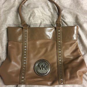 Faux Michael Kors shoulder bag
